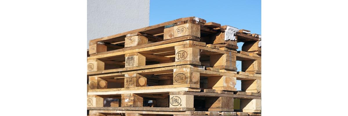 Einführung des neuen Logistiksystems -